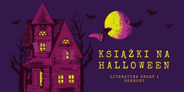 Książki na Halloween - sprawdź na TaniaKsiazka.pl