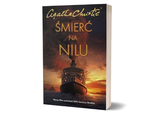 Agatha Christie Śmierć na Nilu
