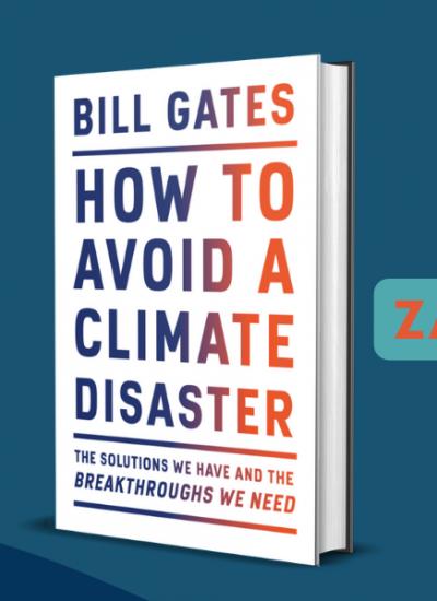 Nowa książka Billa Gatesa w lutym 2021!