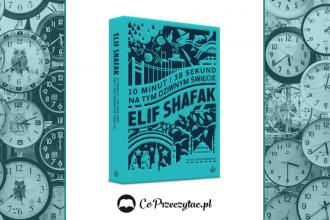 Nowa książka Elif Shafak, autorki nominowanej do Bookera