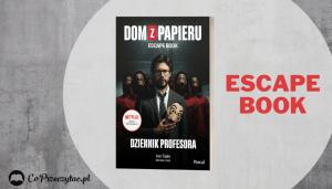 Ivan Tapia Montse Linde Dom z papieru Dziennik profesora