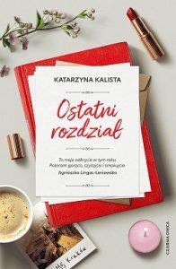 Ostatni rozdział - kup na TaniaKsiazka.pl