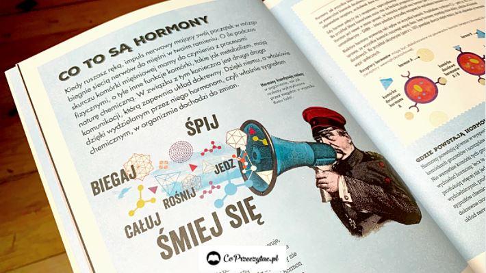 Recenzja Poznaj swoje hormony. Książkę znajdziesz na TaniaKsiazka.pl
