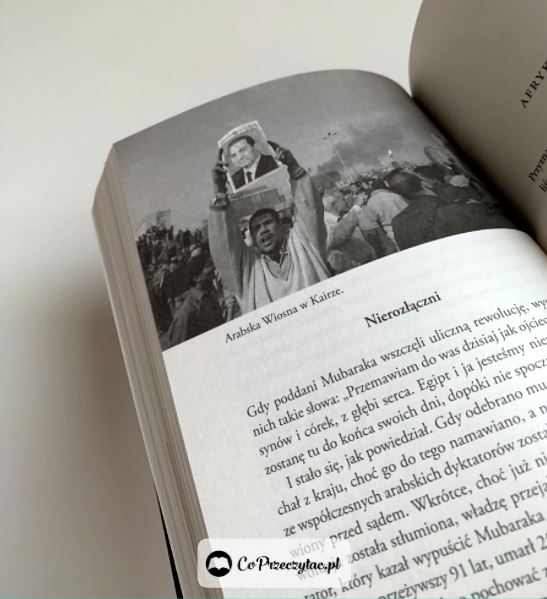 Recenzja książki Strona świata, którą dostaniesz na TaniaKsiazka.pl