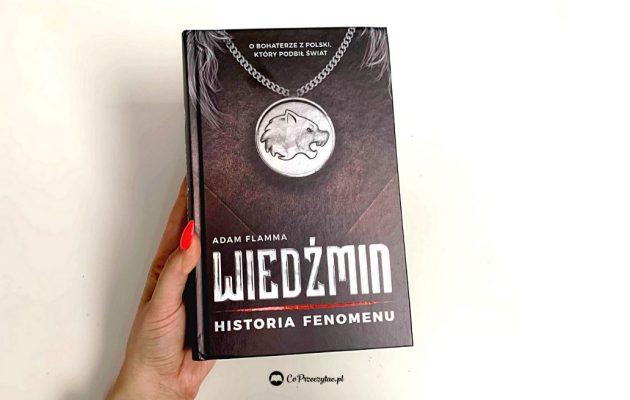 Recenzja książki Wiedźmin historia fenomenu