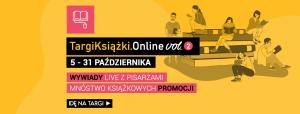 TargiKsiazki.Online vol.2 - dołącz!
