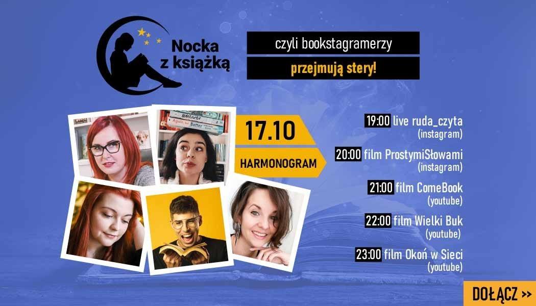 Nocka z Książką Sprawdź na TaniaKsiazka.pl >>