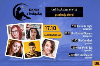 TargiKsiazki.Online vol. 2 - Nocka z książką Nocka z książką