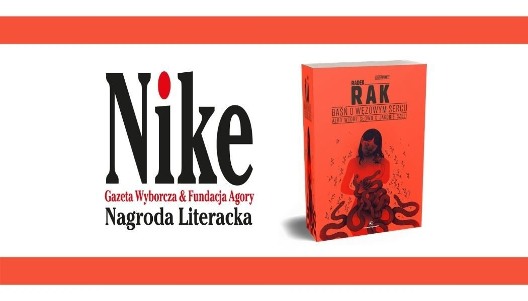 Nagroda Literacka Nike 2020 Sprawdź na TaniaKsiazka.pl