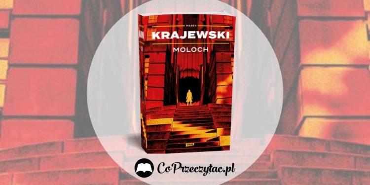 Moloch Marka Krajewskiego - zapowiedź