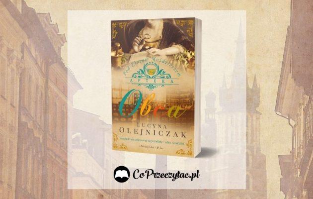 Apteka pod Złotym Moździerzem - prequel Kobiet z Ulicy Grodzkiej