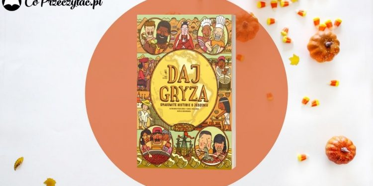 Daj gryza - nowa książka Mizielińskich