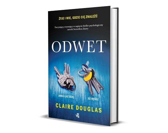 Odwet Claire Douglas
