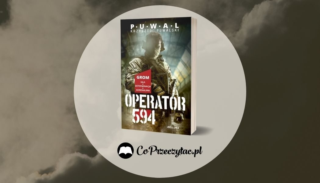 Operator 594 - recenzja ksiażki