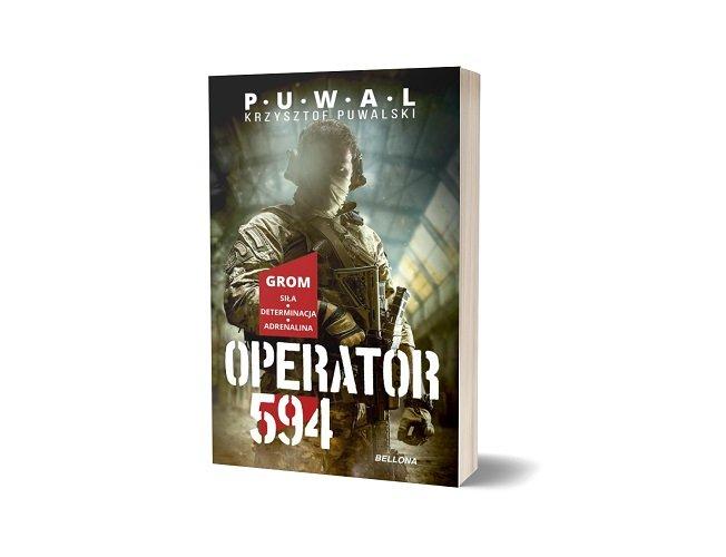 Operator 594 - sprawdź w TaniaKsiazka.pl