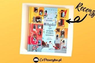 Wihajster - recenzja nowej książki Michała Rusinka
