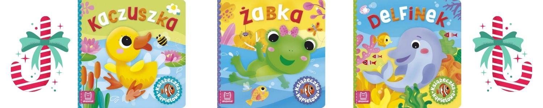 Książeczka kąpielowa Sprawdź na TaniaKsiazka.pl >>