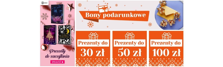 Prezenty na TaniaKsiazka.pl Sprawdź >>