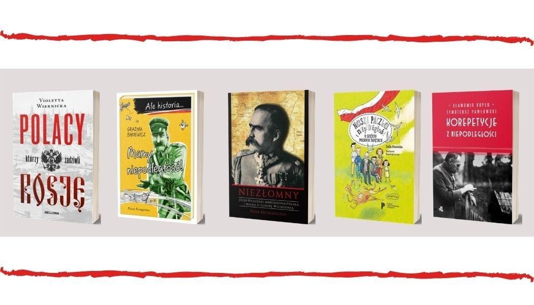 11 listopada - książki na Święto Niepodległości