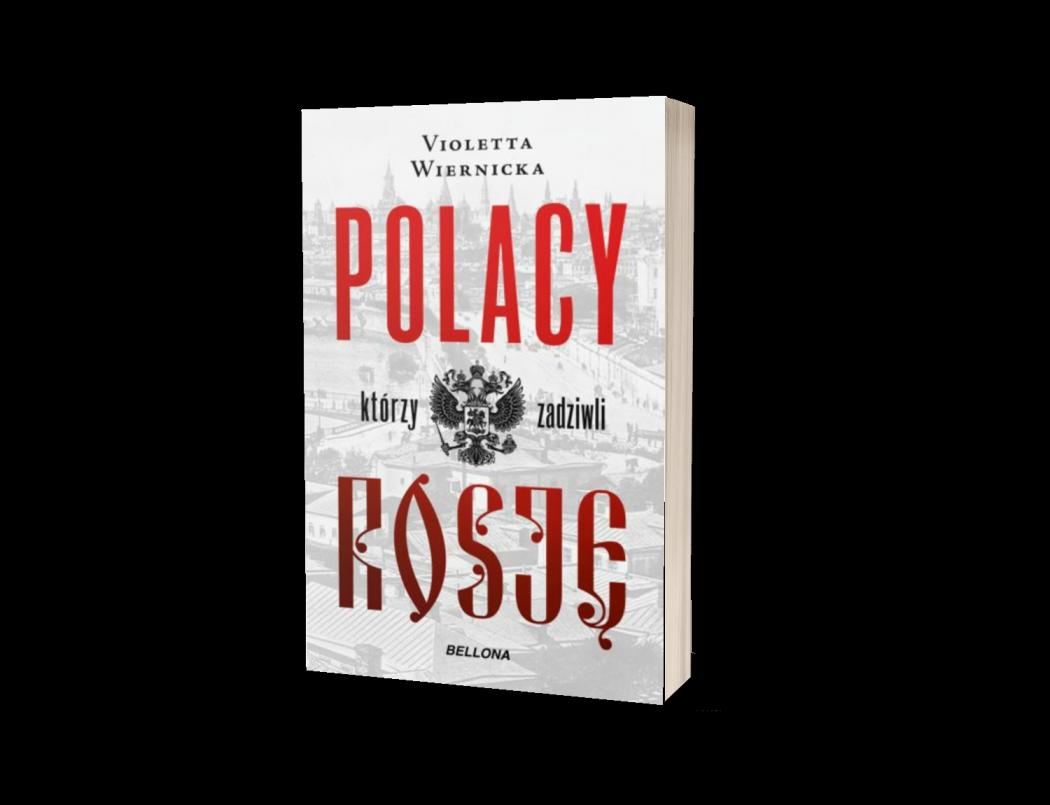 Polacy którzy zadziwili Rosję Sprawdź na TaniaKsiazka.pl >>