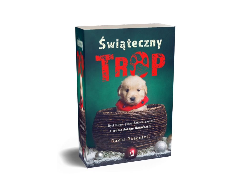 Świąteczny trop Sprawdź na TaniaKsiazka.pl >>