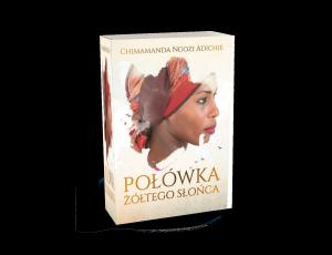 Połówka żółtego słońca Chimamanda Ngozi-Adichie Sprawdź na TaniaKsiazka.pl >>