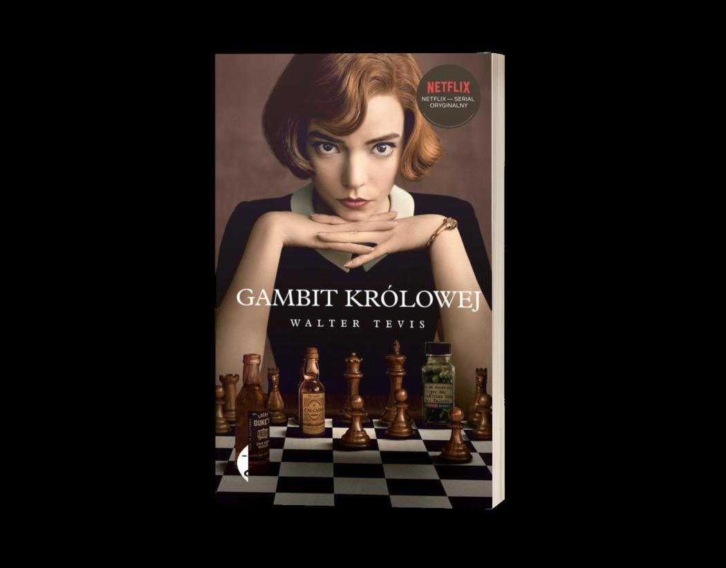 Gambit Królowej Sprawdź na TaniaKsiazka.pl >>