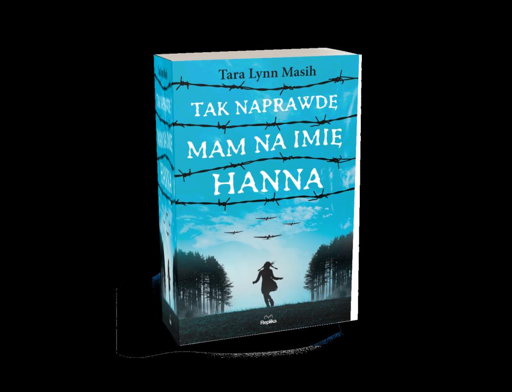 Tak naprawdę mam na imię Hanna Sprawdź na TaniaKsiazka.pl >>