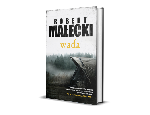 Nagroda Czytelników Wielkiego Kalibru Robert Małecki