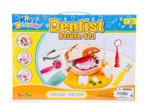 Mega Creative Masa plastyczna dentysta z akcesoriami