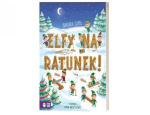 Barbara Supeł Elfy na ratunek!