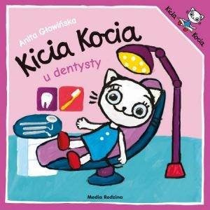 Kicia Kocia u dentysty Sprawdź na TaniaKsiazka.pl >>