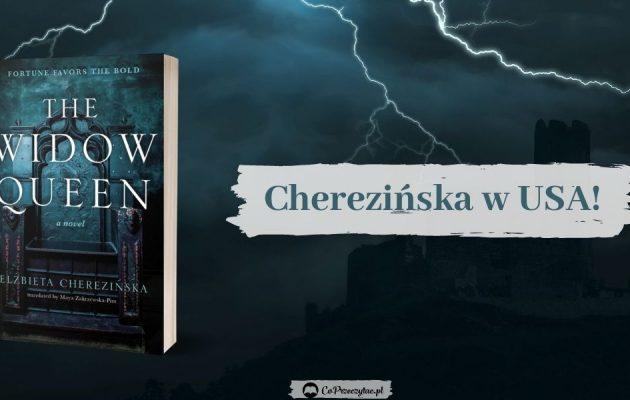Książki Cherezińskiej w USA