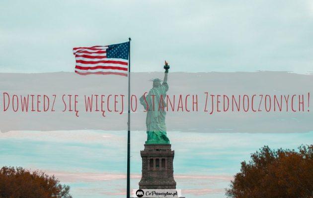 Książki o Stanach Zjednoczonych - sprawdź na TaniaKsiazka.pl