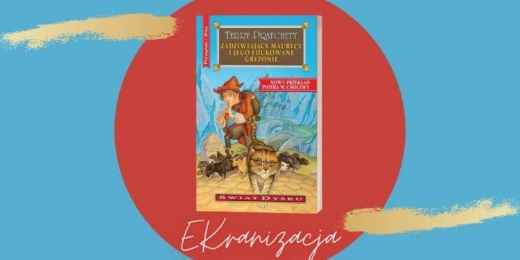 Zadziwiający Maurycy... co wiemy o ekranizacji książki Pratchetta Zadziwiający Maurycy
