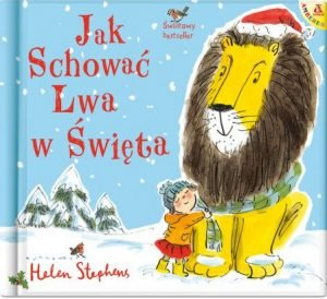 Jak schować Lwa w Święta - zobacz na TaniaKsiazka.pl