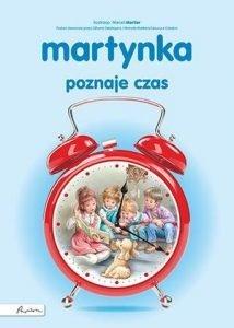 Martynka poznaje czas