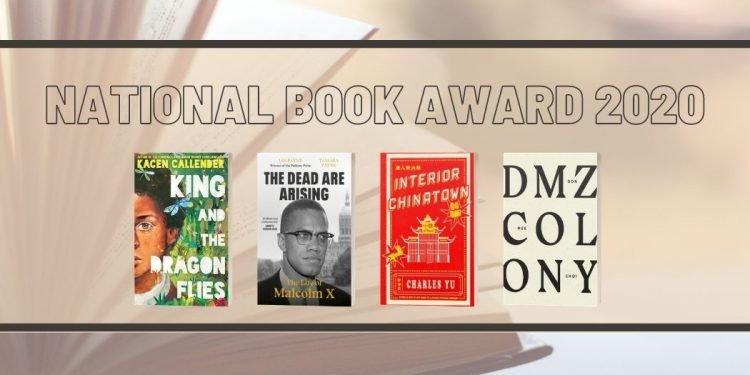 National Book Award 2020 National Book Award 2020