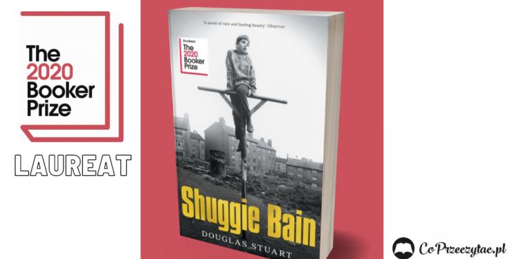 Laureat Nagrody Bookera 2020 to Douglas Stuart!