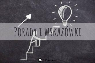 Listopadowe poradniki - sprawdź na TaniaKsiazka.pl