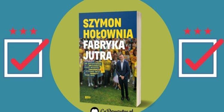 Fabryka jutra - kup na TaniaKsiazka.pl