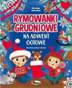 Książki na święta dla dzieci - sprawdź na TaniaKsiazka.pl