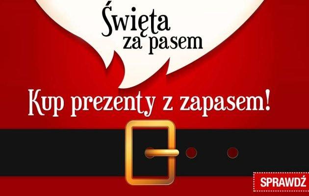Święta za pasem. Kup prezenty na TaniaKsiazka.pl