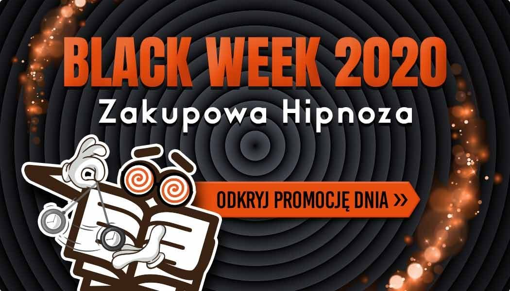Black Week w TaniaKsiazka.pl >>