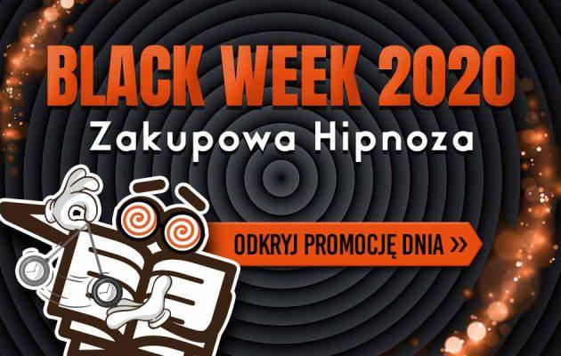 Black Week w TaniaKsiazka.pl Black Week w TaniaKsiazka.pl