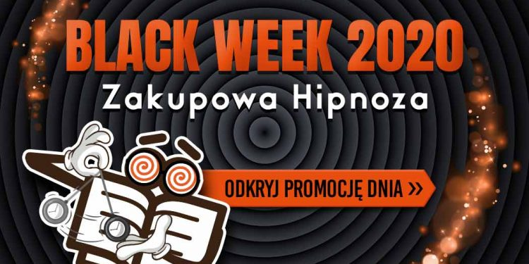 Black Week w TaniaKsiazka.pl Black Week w TaniaKsiazka.pl