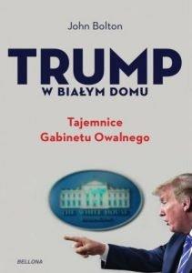 Trump w Białym Domu - sprawdź na TaniaKsiazka.pl