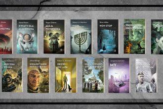 Książki z serii Wehikuł czasu 2019-2020 Książki z serii Wehikuł czasu