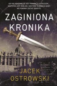 Zaginiona kronika - sprawdź na TaniaKsiazka.pl