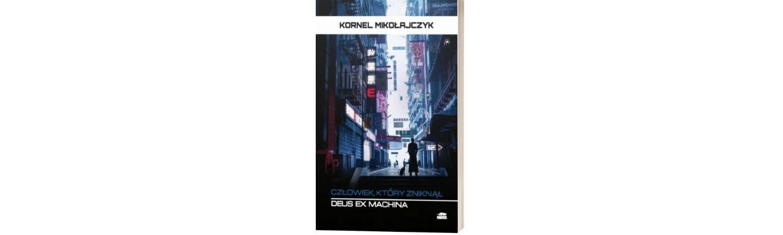 Deus Ex Machina. Człowiek, który zniknął Sprawdźcie na TaniaKsiazka. pl >>